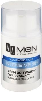 AA Cosmetics Men Intensive 50+ Remodelerende Crème met Voedende Werking