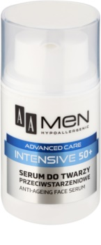 AA Cosmetics Men Intensive 50+ ser facial anti-îmbătrânire