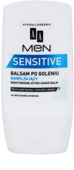 AA Cosmetics Men Sensitive Fuktgivande after shave-balsam