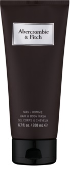Abercrombie & Fitch First Instinct Shower Gel for Men 200 ml