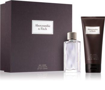 Abercrombie & Fitch First Instinct set cadou II. (pentru barbati) pentru femei