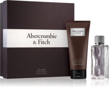 Abercrombie & Fitch First Instinct подарочный набор III. для мужчин