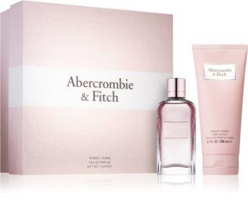 Abercrombie & Fitch First Instinct set cadou IV. pentru femei