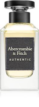 Abercrombie & Fitch Authentic eau de toilette pentru bărbați