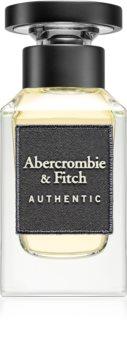 Abercrombie & Fitch Authentic Eau de Toilette για άντρες