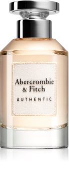 Abercrombie & Fitch Authentic eau de parfum da donna