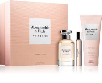 Abercrombie & Fitch Authentic zestaw upominkowy I. dla kobiet