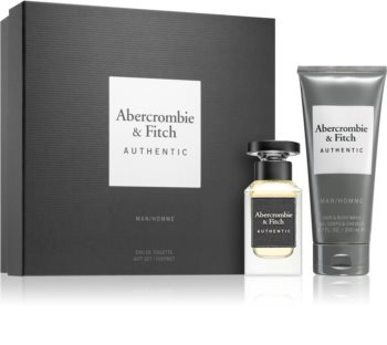 Abercrombie & Fitch Authentic poklon set III. za muškarce