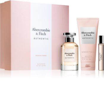 Abercrombie & Fitch Authentic Gift Set III. for Women