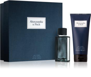 Abercrombie & Fitch First Instinct Blue darilni set I. (za moške) za moške