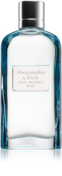Abercrombie & Fitch First Instinct Blue парфюмна вода за жени