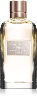 Abercrombie & Fitch First Instinct Sheer парфюмированная вода для женщин