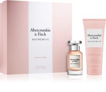 Abercrombie & Fitch Authentic set cadou II. pentru femei