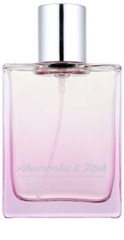 Abercrombie & Fitch Alpine Weekend Eau de Parfum para mulheres