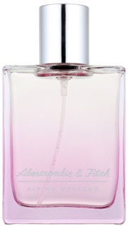 Abercrombie & Fitch Alpine Weekend eau de parfum pour femme