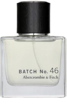 Abercrombie & Fitch Batch No. 46 eau de cologne pour homme