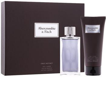 Abercrombie & Fitch First Instinct coffret cadeau I. pour homme