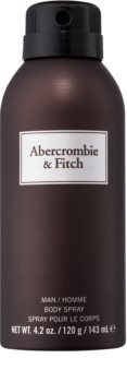 Abercrombie & Fitch First Instinct spray corporal para hombre 143 ml
