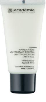 Académie All Skin Types masque crème doux pour un effet naturel