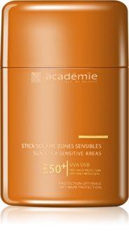 Academie Sun Protection Sun Stick Sensitive Areas Beschermende Stick voor Gevoelige Plekjes  SPF 50+