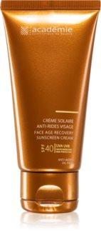 Académie Scientifique de Beauté Bronzécran Anti-Aging Sunscreen SPF 40