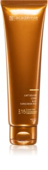 Académie Scientifique de Beauté Bronzécran Body Sunscreen Lotion SPF 15