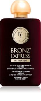Academie Bronz' Express lozione autoabbronzante per viso e corpo