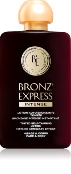 Académie Scientifique de Beauté Bronz' Express lotion auto-bronzante visage et corps