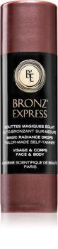 Academie Bronz' Express samoopaľovacie kvapky pre všetky typy pokožky