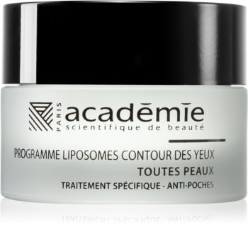 Académie Scientifique de Beauté Youth Active Lift розгладжуючий гель для шкіри навколо очей проти набряків