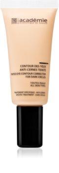 Académie All Skin Types correcteur crème anti-cernes noirs