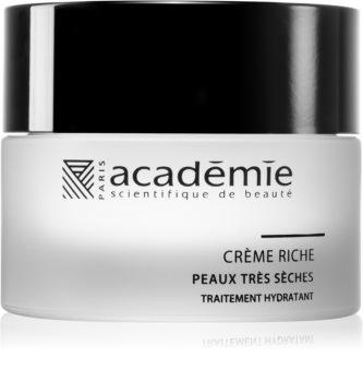 Académie Dry Skin crème riche hydratante