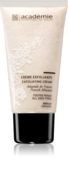 Académie Scientifique de Beauté All Skin Types Exfoliating Cream delikatny krem złuszczający do wszystkich rodzajów skóry