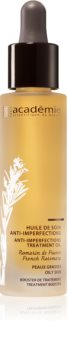 Academie Oily Skin Anti-Imperfections Treatment Oil pflegendes Öl gegen die Unvollkommenheiten der Haut