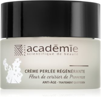 Académie Scientifique de Beauté Aromathérapie Regenerating Pearly Cream Elvyttävä Tasoittava Voide