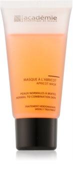 Academie Normal to Combination Skin Uppfriskande aprikos-mask  för normal- och blandhud