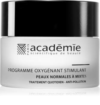 Académie Scientifique de Beauté Radiance crema hidratante y fortalecedora para rostro
