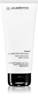 Académie Scientifique de Beauté All Skin Types Post-Depilatory Body Lotion nyugtató testápoló tej szőrtelenítés után