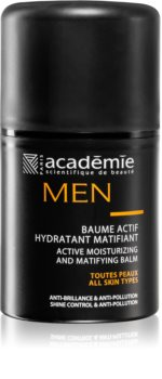 Académie Scientifique de Beauté Men активний зволожуючий бальзам з матуючим ефектом