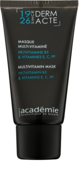 Academie Derm Acte Severe Dehydratation Multi - Vitamin Face Mask