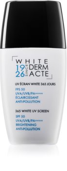 Académie Scientifique de Beauté 365 White UV Screen ochronny krem  do twarzy z wysoką ochroną UV