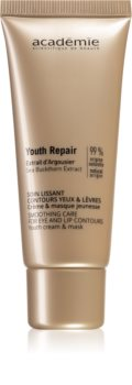 Académie Scientifique de Beauté Youth Repair Eye Cream and Mask with Smoothing Effect