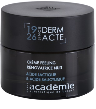 Academie Derm Acte Intense Age Recovery Anti-Rimpel Nachtcrème  met Peeling Effect