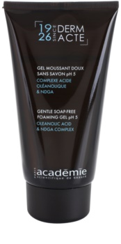 Academie Derm Acte Brillance&Imperfection Gentle Cleansing Gel For Pore Minimizer And Matte  Looking Skin