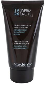 Academie Derm Acte Brillance&Imperfection Mild rengörande gel  För por-minimerare och hud som ser matt ut