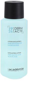 Academie Derm Acte Brillance&Imperfection Gentle Cleansing Milk with Exfoliating Effect