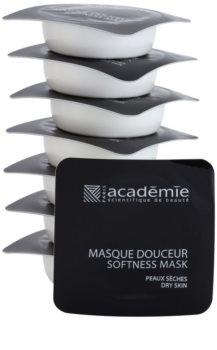 Academie Dry Skin máscara facial nutritiva e calmante