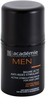 Académie Scientifique de Beauté Men Aktiivinen Ihovoide Ryppyjä Ehkäisevän Vaikutuksen Kanssa