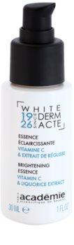 Academie Derm Acte Whitening intenzivní sérum na pigmentové skvrny