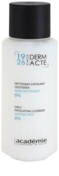 Academie Derm Acte Whitening esfoliante facial com ácido glicólico